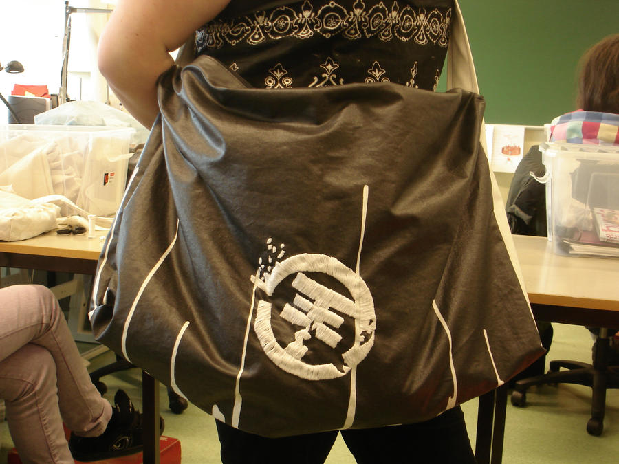 Tokio Hotel Bag 2, Homemade by GokkiVanGogh