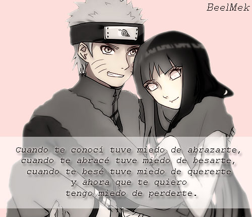 Naruto Hinata Couple Frases By Thunder1x On Deviantart