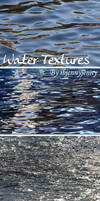 Water Textures By ibjennyjenny