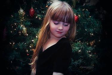 Christmas Eve by ibjennyjenny
