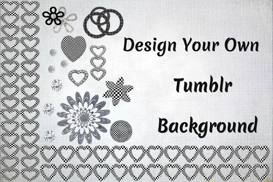 design your own tumblr background wild by ibjennyjenny