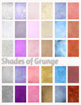 30 FREE Shades of Grunge Textures
