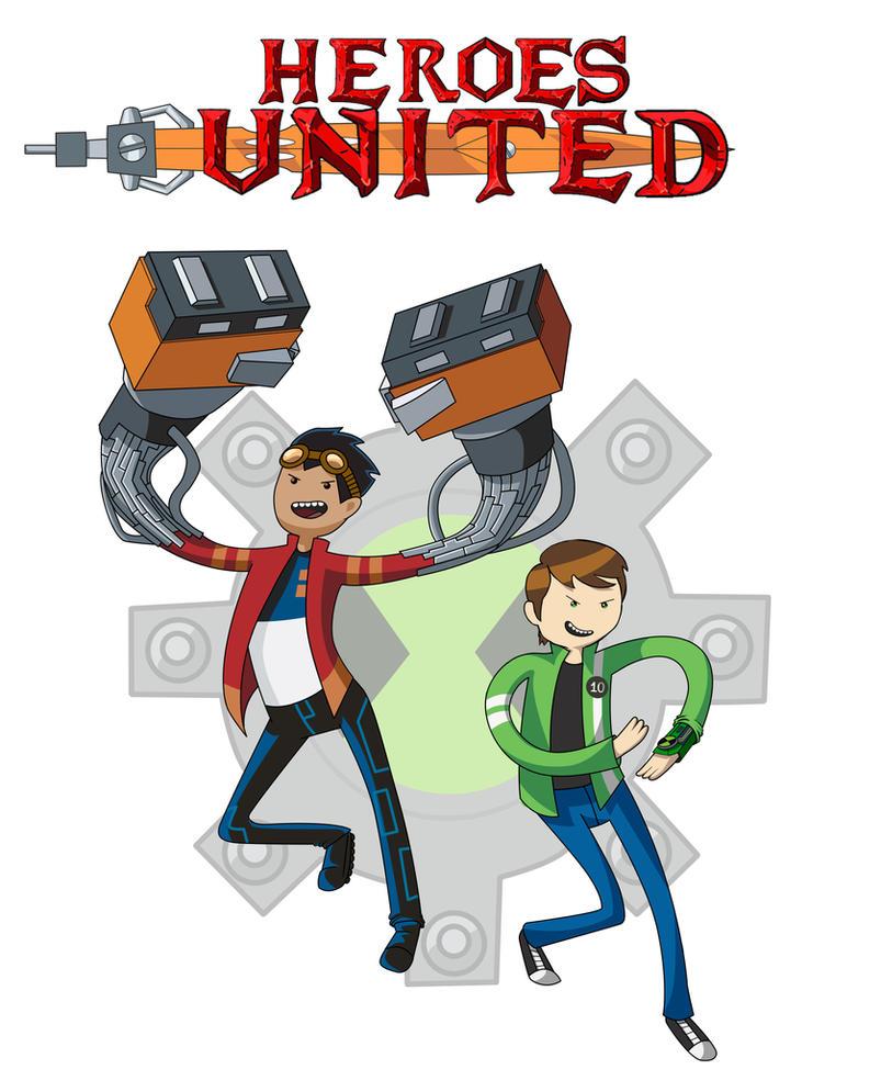 Heroes United by Squishy-Pop