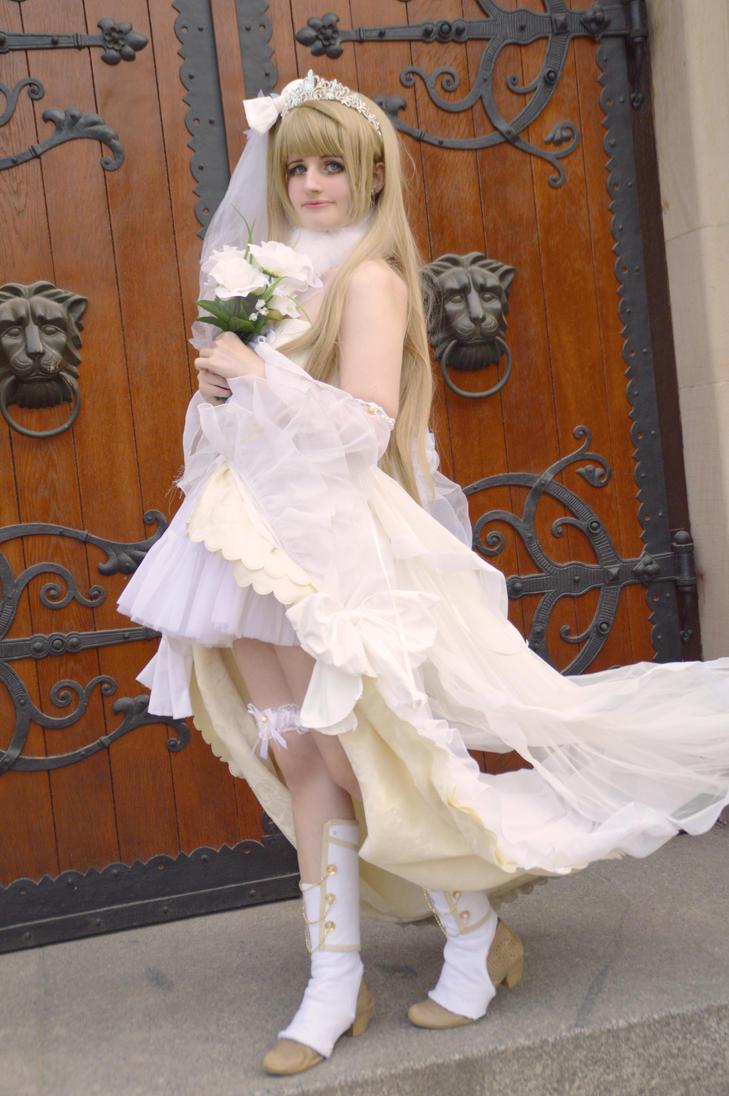 Wedding Kotori by Re-Life