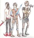 The Inheritance boys