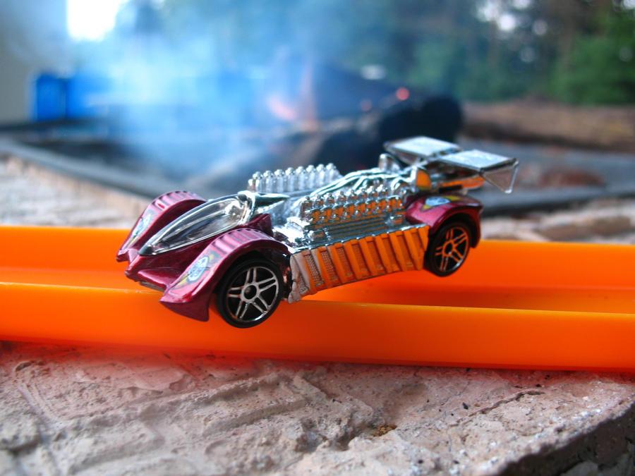 Krazy Car: Krazy 8's Hot Wheels Car By SnowMonk On DeviantArt