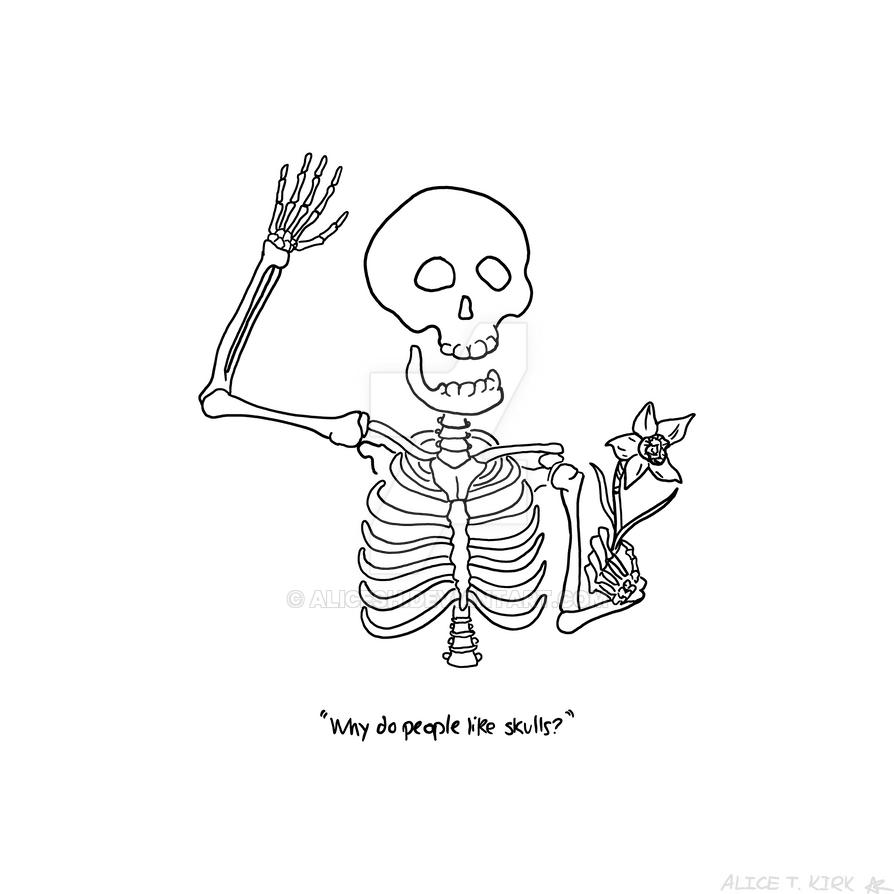 Skulls by alicesh