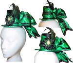 Clockwork Siobhan Mini Top Hat