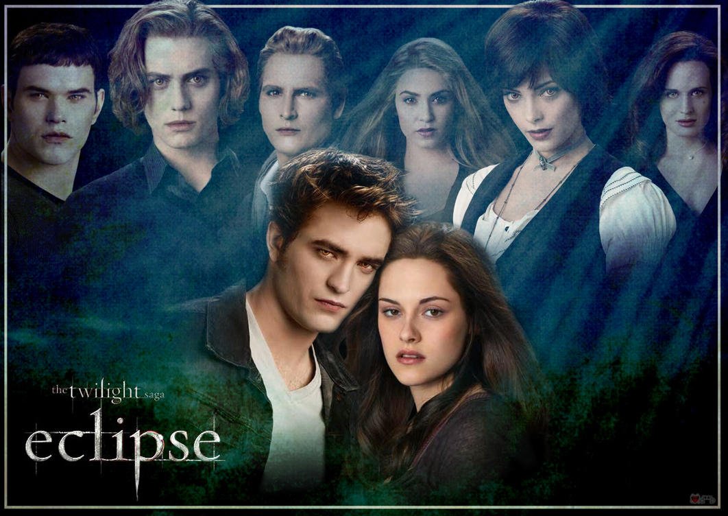 The Cullens eclipse- the cullens wallpaperdaydream--believer on deviantart