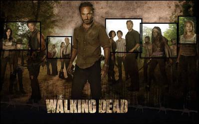 Walking Dead desktop by me