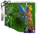 Tinkerbell- Fantasy Fairy