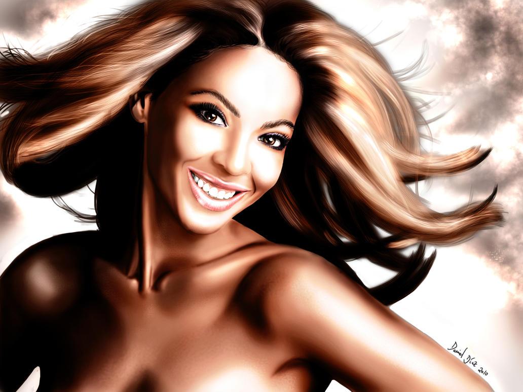 Beyonce by danimix1983