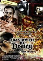 Abandoned By Disney poster (Fan-Made) by Generalorder4