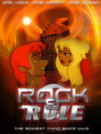 Rock And Rule Movie Poster (Fan-Made)