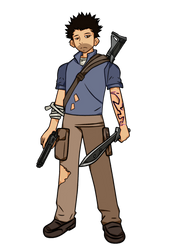Far Cry 3 : Jason Brody