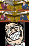 Miles Edgeworth and His Terrible Puns #2