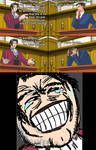 Miles Edgeworth and His Terrible Puns #4