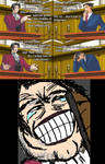 Miles Edgeworth and His Terrible Puns #5