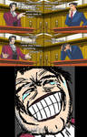 Miles Edgeworth and His Terrible Puns #7
