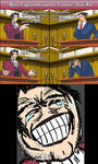 Miles Edgeworth and His Terrible Puns #9