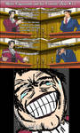 Miles Edgeworth and His Terrible Puns #11[SPOILER] by DarkMatter89