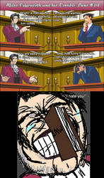 Miles Edgeworth and His Terrible Puns #19