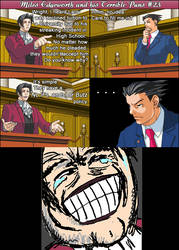 Miles Edgeworth and His Terrible Puns #23