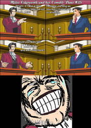Miles Edgeworth and His Terrible Puns #25
