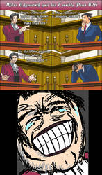 Miles Edgeworth and His Terrible Puns #26