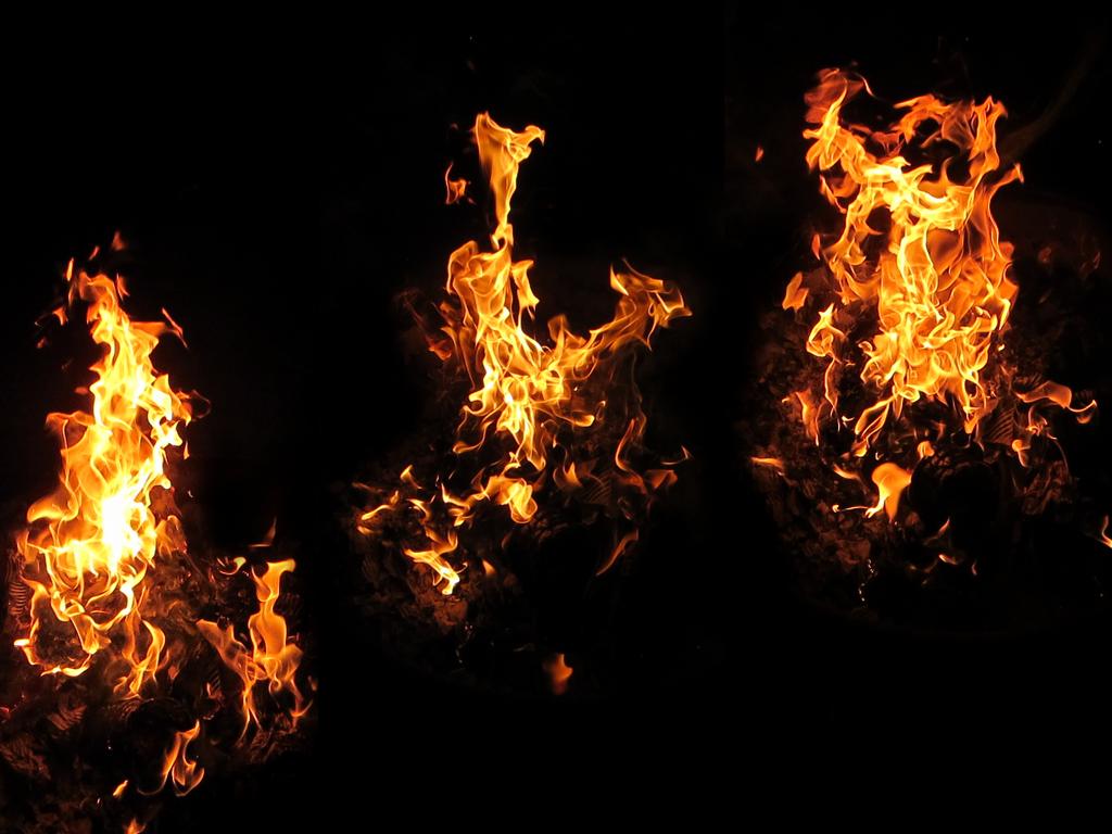 Fire Texture by FallingStarDusk