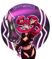Deathwhisper by Iriadescent