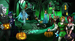 Hallow's End by Iriadescent