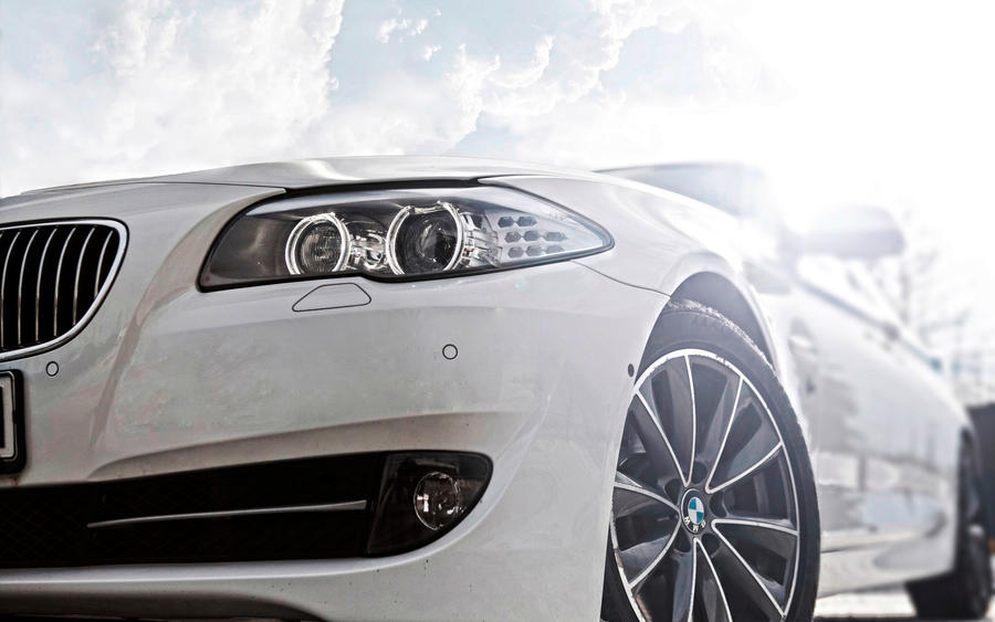BMW 5-Series F10 Headlights by Vilner by angello-m3