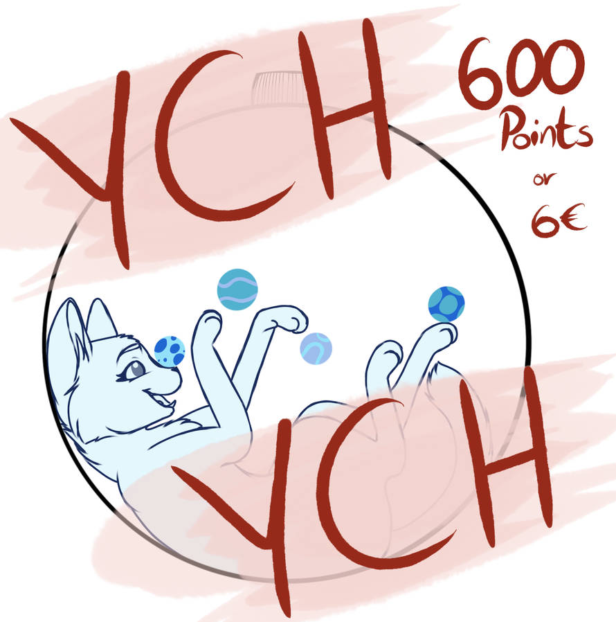 Christmas Bubble YCH [OPEN] by DragonightDraws ...