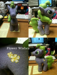 Flower Wishes by Neverfallforfun