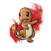 Charmander by Raiba-art