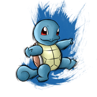 Squirtle by Raiba-art
