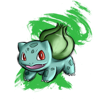 Bulbasaur by Raiba-art