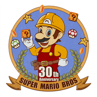 Super Mario Bros. 30th Anniversary by Raiba-art