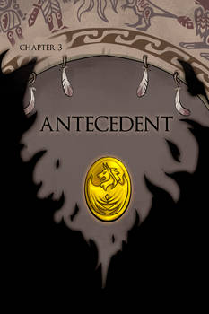 The Literate Ch.3 Antecedent Cover