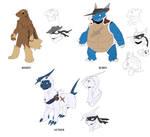 Bandit Bros 2021 by TeaDino