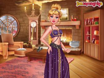 Belly Dancer Cinderella