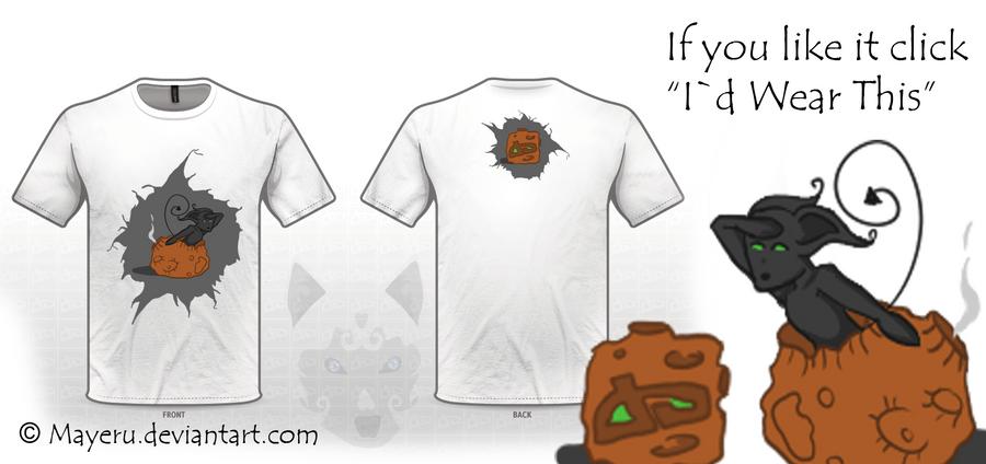 Monster Shirt: Space Invader by Mayeru on DeviantArt