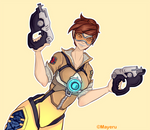 [Fanservice] Tracer | NSFW version