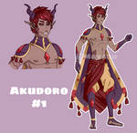 [Adopt] Demon #1 (Auction|CLOSED)