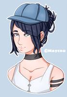 [Commission] Aura by Mayeru