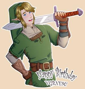 [Gift | Fanart] Happy Birthday!