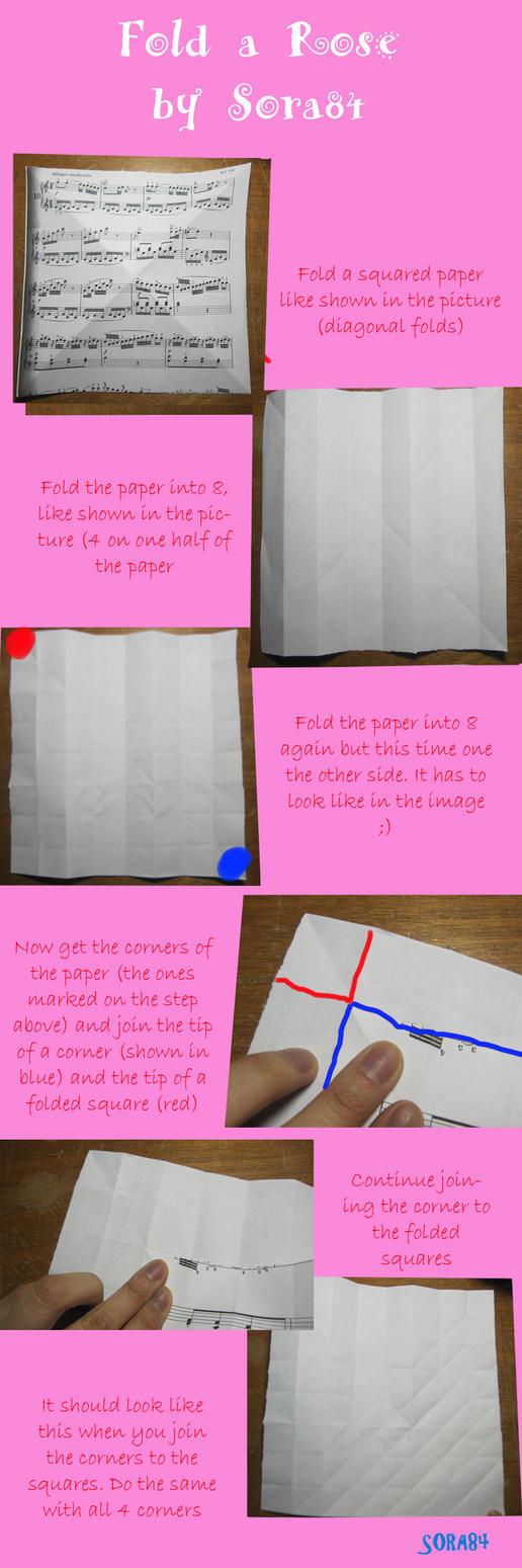 Rose Tutorial Part 1 by Sora84