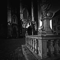 Light and shadow - study XXVII