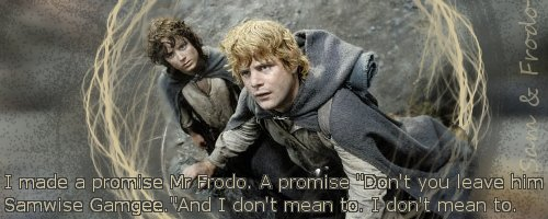 Frodo Sam LOTR By Fredrickblue ...